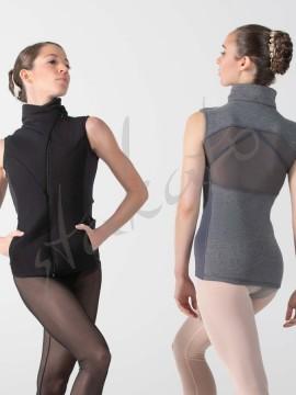 Kamizelka ocieplająca Albane Ballet Rosa
