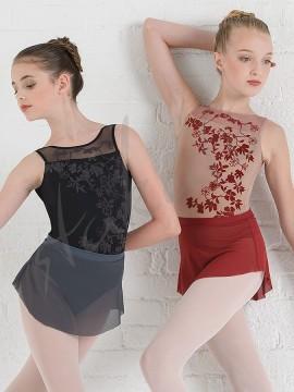 Tunika na gumce Skylar Ballet Rosa