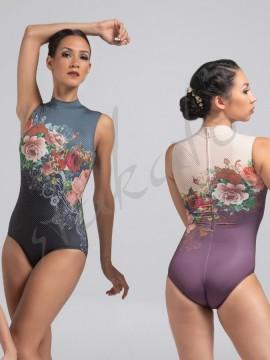 Romane Leotard Ballet Rosa