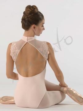 Berenice leotard Ballet Rosa