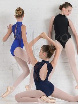 Amelie leotard Ballet Rosa