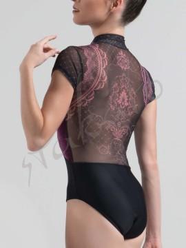 Eve leotard Ballet Rosa