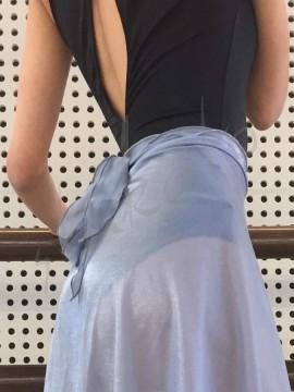 Short skirt Lilu Silver Sky Juli Garden