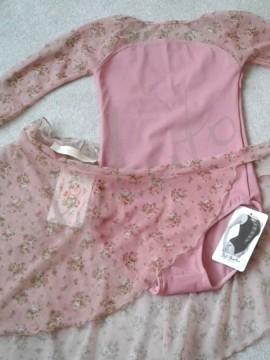 Body dziewczęce Olenka Pink Juli Garden