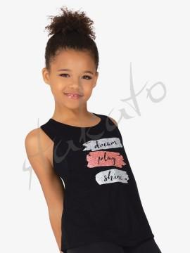 Top taneczny młodzieżowy KA047T Bloch