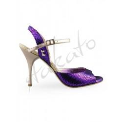 Tangolera model A1 Pitoncino Purple T8
