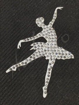 Rhinestone sticker for smartphone 2B