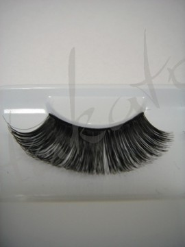 Upper eyelashes B4 Kryolan