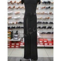 Spodnie męskie do standardu - lampas z przodu BRM467