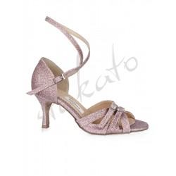 Kozdra model 25T pink glitter