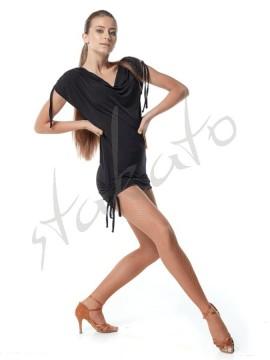 Sukienka do latino ze ściągaczami