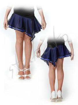 Komplet treningowy - spódniczka i top bez rękawów