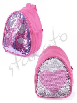 Reversible Glitter Backpack Capezio