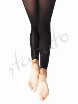 Rajstopy baletowe bez stopy - legginsy 1817 Capezio