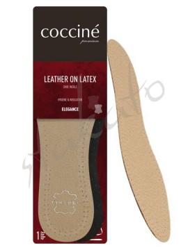 Wkładki skórzane Leather on Latex