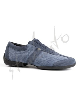 Portdance model PD PIETRO STREET Blue Denim - senaker