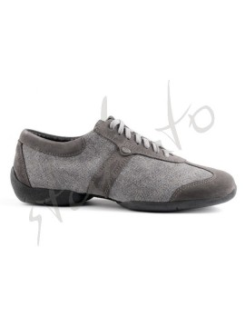 Portdance model PD PIETRO STREET Grey Denim - sneaker