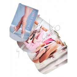 I LOVE DANCE pointe shoe bag - new collection