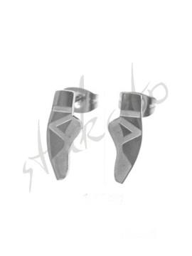 Pointe shoes earrings