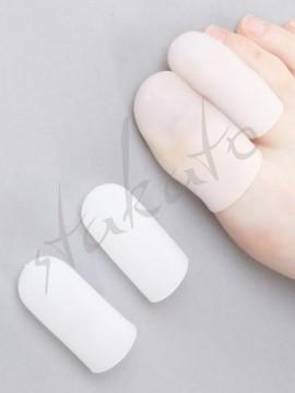 Silicone tube toe protector Sansha