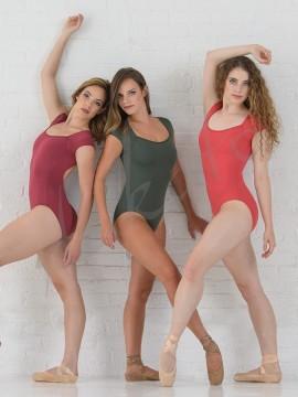 Sissi leotard Ballet Rosa