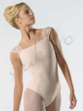 Dauphine leotard Ballet Rosa