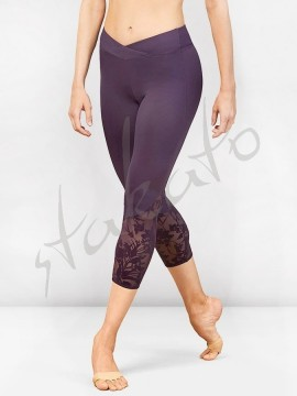 Floriade 7/8 Leggings Bloch