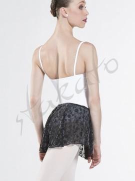 Pull-on flocked skirt Gazelle Wear Moi