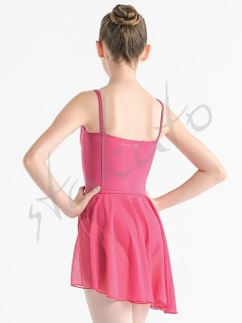 Tunika na gumce Alyssa Ballet Rosa