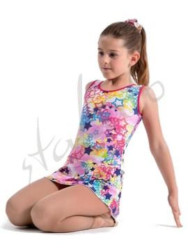 Kostium gimnastyczny Bodydelirit Intermezzo