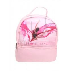 Plecak I LOVE DANCE Rose