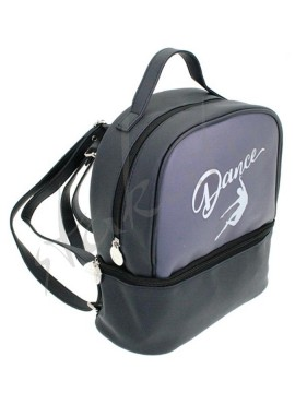 I LOVE DANCE Nero backpack