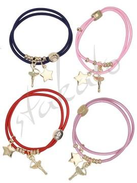 Ballet Star Elastic Bracelet