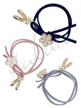 Flower Pointe Elastic Bracelet