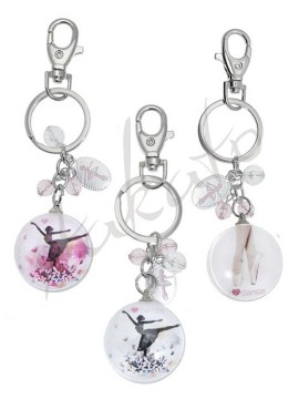 Rosin Ballet Keychain