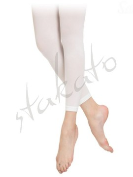 Footless tights for kids T96CH Sansha