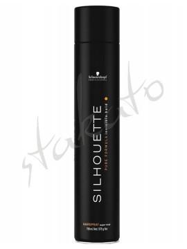 Lakier do włosów profesjonalny Silhouette Super Hold 750ml