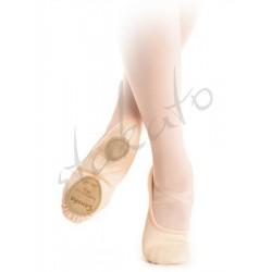 Baletki dziecięce elastyczne Perfect Fit Sansha