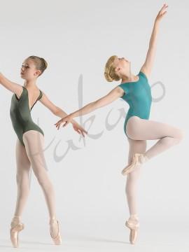 Fauve leotard Ballet Rosa