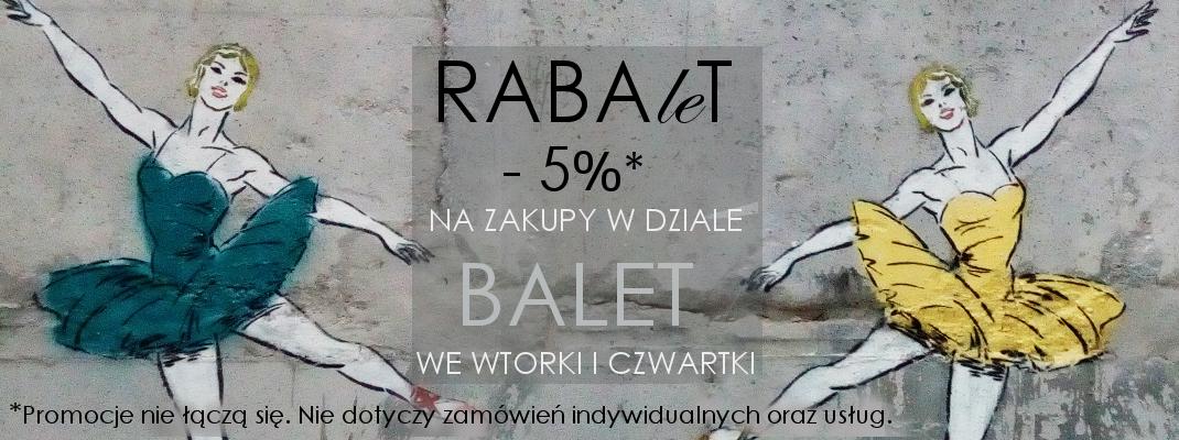 promocja baletowa