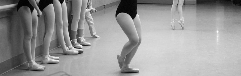 Obuwie baletowe
