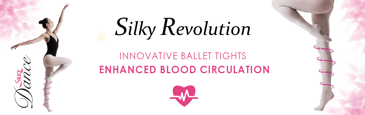 Graduated support for better blood circulation