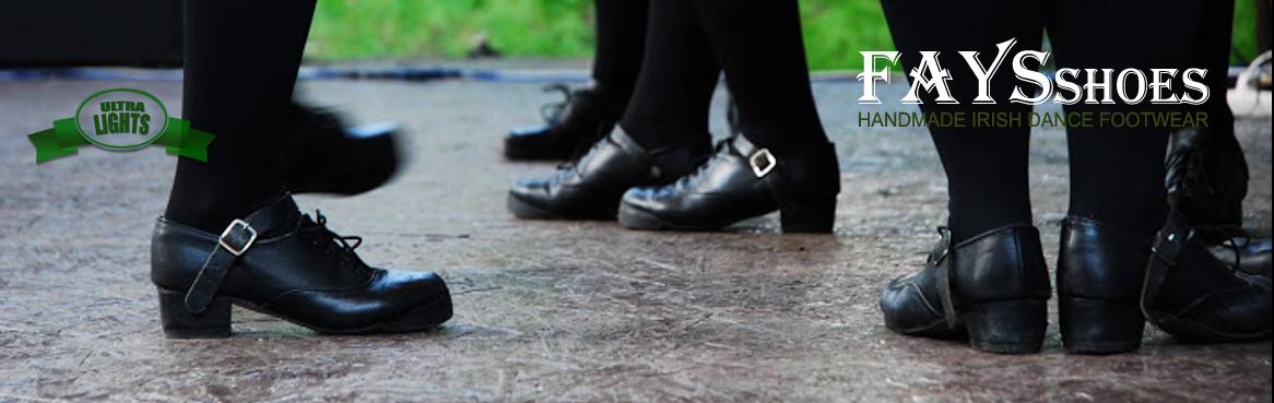 Fays Irish Dance Footware