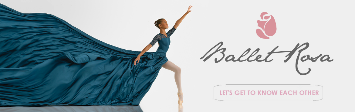 Ballet Rosa - dancewear from Portugal