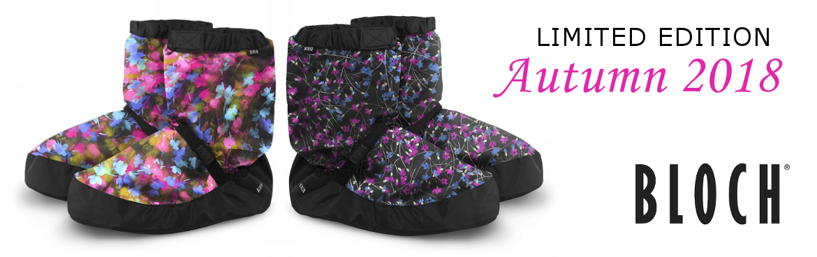Warm Up Booties - edition Autumn 2018